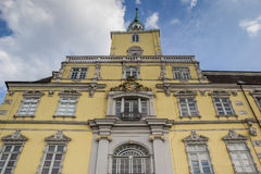 Front of the Oldenburg castle in Lower Saxony Stock Photo