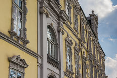 Front of the Oldenburg castle in Lower Saxony Royalty Free Stock Images