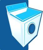 Front open Washing machine Royalty Free Stock Photos