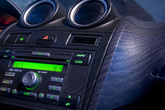 Front panel Stock Image