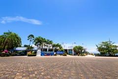 Front of Phuket Aquarium Stock Photography