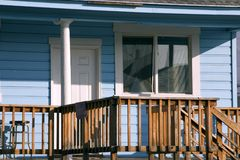Front Porch Royalty Free Stock Image