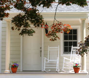 Front Porch Stock Photos