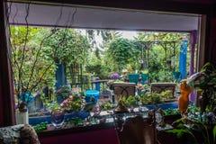 Front Porch aglomerado fotografia de stock royalty free