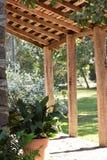Front Porch d'annata Immagini Stock Libere da Diritti