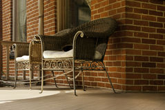 Front Porch Stock Images