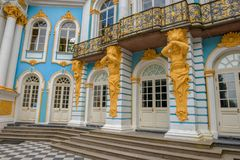 Front Porch Pavilion Hermitage foto de stock royalty free
