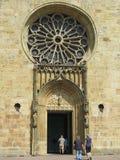 Front Portal della cattedrale Immagini Stock