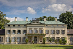 Front of the Rastede castle in Lower Saxony Stock Images