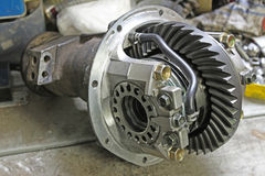 Front reduction gear Stock Photography