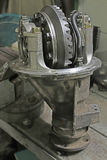 Front reduction gear Royalty Free Stock Photography