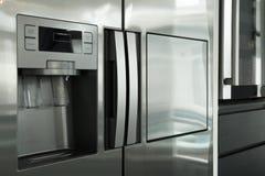 Front Refrigerator fotos de stock