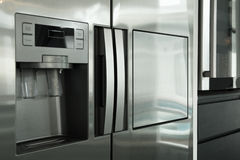 Front Refrigerator Stock Photos