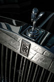 Front of the Rolls Royce car Stock Image