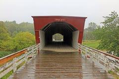 Front of Roseman Bridge Royalty Free Stock Photography