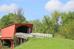 Front of Roseman Bridge Royalty Free Stock Photo