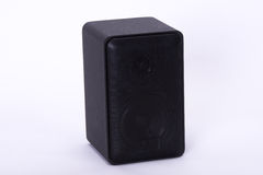 Front of small speaker Royalty Free Stock Photography