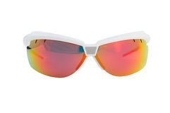 Front sport sunglasses royalty free stock images