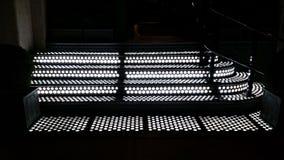 Front Steps Of The Puck che costruisce 11 Immagini Stock Libere da Diritti