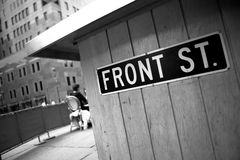 Front Street Stock Photography