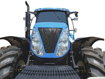 Front of tractor Stock Image
