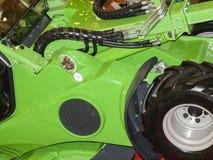 Front Trator Suspension Fotografia de Stock