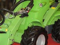 Front Trator Suspension Fotos de Stock Royalty Free