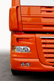 Front of truck Royalty Free Stock Image