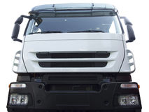 Front of truck Stock Photo