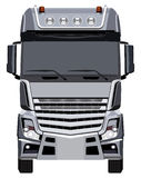 Front truck Royalty Free Stock Photo