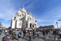 Montmartre, Sacré-coeur basilica
