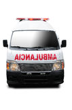 Ambulance. Royalty Free Stock Photo