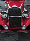 Front view of antique car Stock Photography