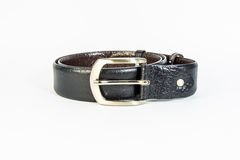 Front view Belt isolated Royalty Free Stock Photography