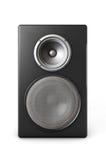Black speaker box Royalty Free Stock Photography