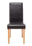 Front view chair Royalty Free Stock Images