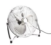 Front view of electric fan. Stock Images
