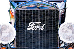 Front view of Ford Model T car Stock Photography