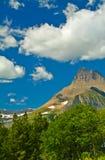 Logan pass at glacier park, Montana royalty free stock photos