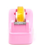 Front View Of Tape Dispenser Stock Image