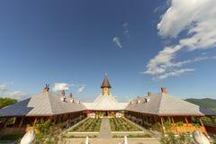 Saint Ana monastery in Orsova, Romania royalty free stock image