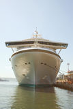 Front view on the ship Stock Photography