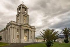 St. Mary`s Catholic Church, Hokitka, South Island, New Zealand royalty free stock photo