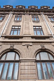 University of Bucharest detail Stock Photography
