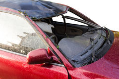 Front windshield Royalty Free Stock Image
