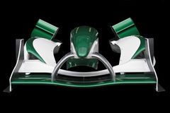 Front Wing A1 grand prix Stock Image