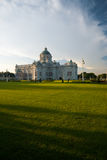 Front Yard Ananta Samakhom Throne Hall Stock Image