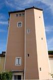 Frontage των κτηρίων Στοκ εικόνα με δικαίωμα ελεύθερης χρήσης