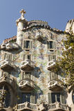 Frontage of Casa Battlo Stock Photography