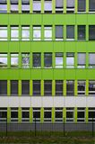 Frontage cladding Royalty Free Stock Image